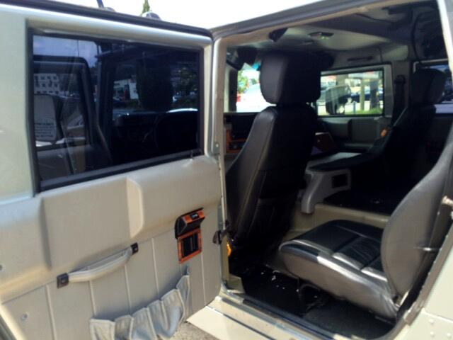 1996 AM General Hummer Hard Top 4-Door