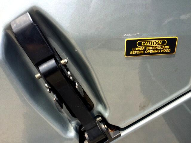 1996 AM General Hummer Hard Top 4-Door