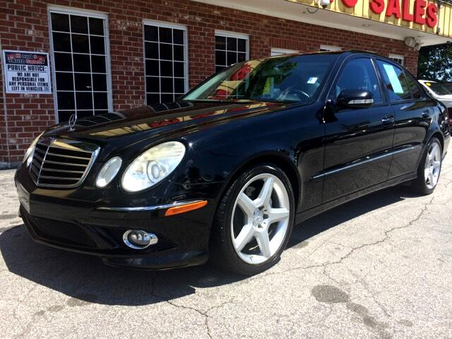 2009 Mercedes-Benz E-Class E350 Luxury Sedan