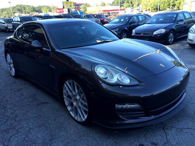 2011 Porsche Panamera S
