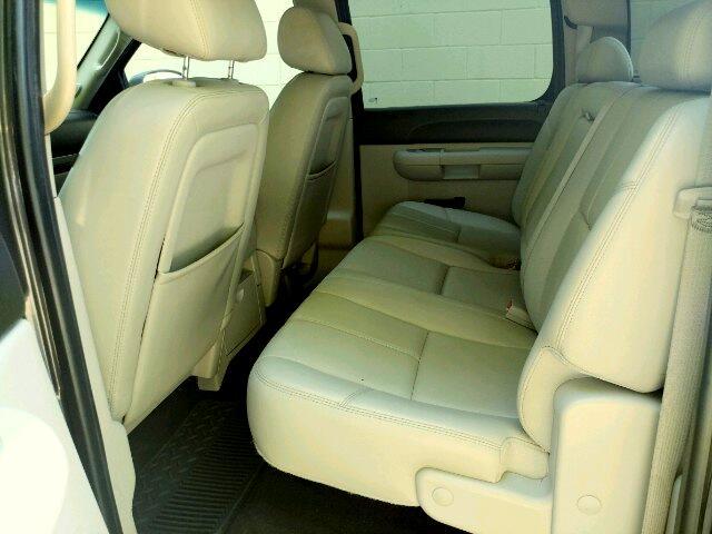 2010 Chevrolet Silverado 1500 LT1 Crew Cab 4WD