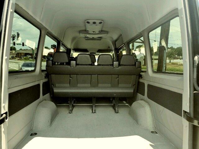 2012 Mercedes-Benz Sprinter 2500 Passenger Van High Roof 170-in. WB