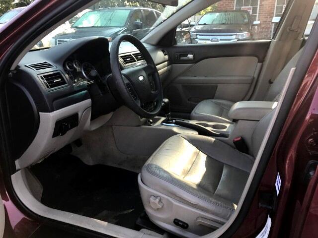 2007 Ford Fusion V6 SE AWD