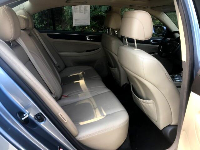 2011 Hyundai Genesis 4.6L