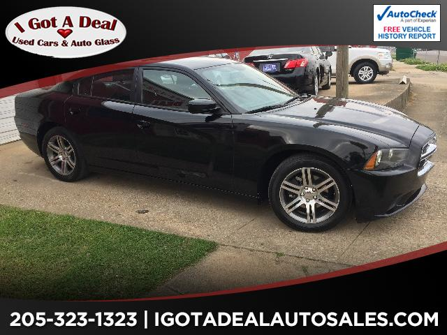 2013 Dodge Charger 4dr Sdn R/T RWD
