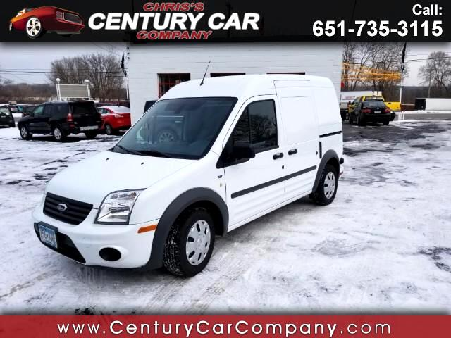 2012 Ford Transit Connect XLT with Side and Rear Door Glass