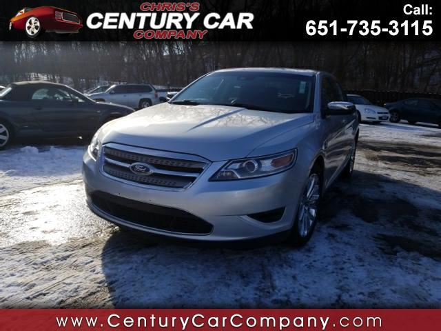 2010 Ford Taurus Limited FWD