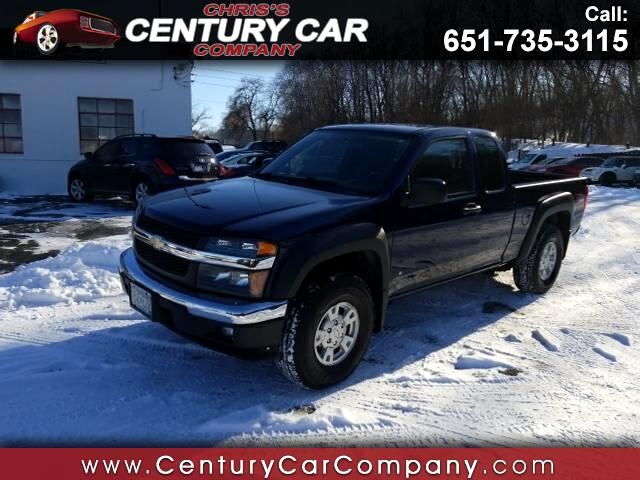 2007 Chevrolet Colorado 1LT Ext. Cab 4WD