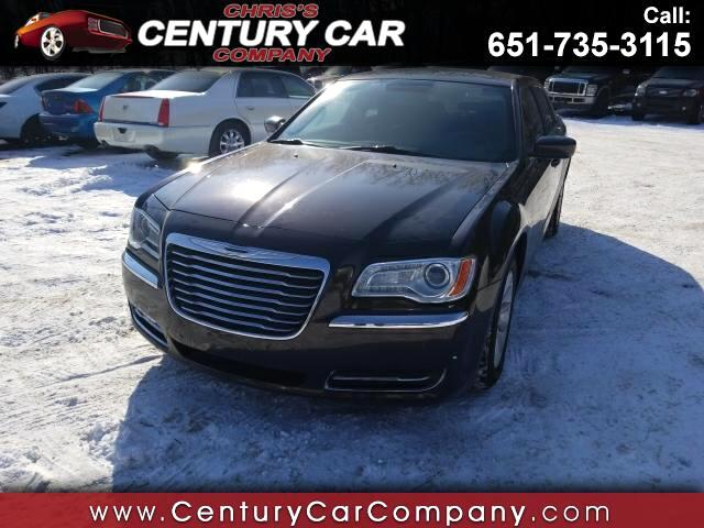 2012 Chrysler 300 4dr Sdn 300 Touring
