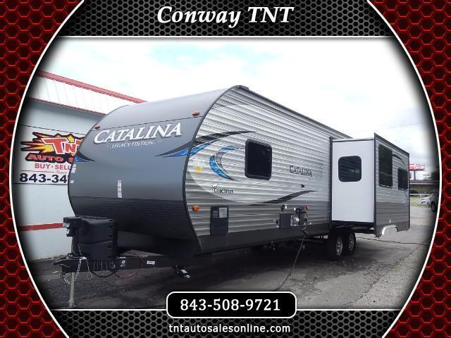 2018 Coachmen Catalina Legacy Edition 293RLDS