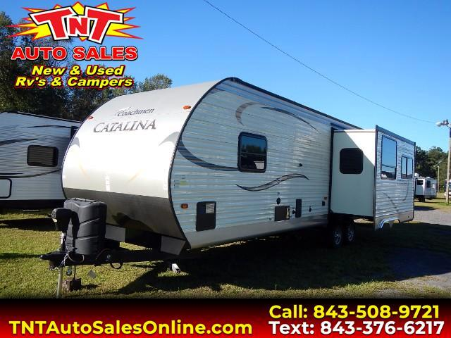 2016 Coachmen Catalina 26RLDS