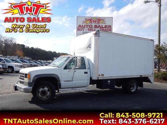 1993 Chevrolet C/K 3500 Box Truck