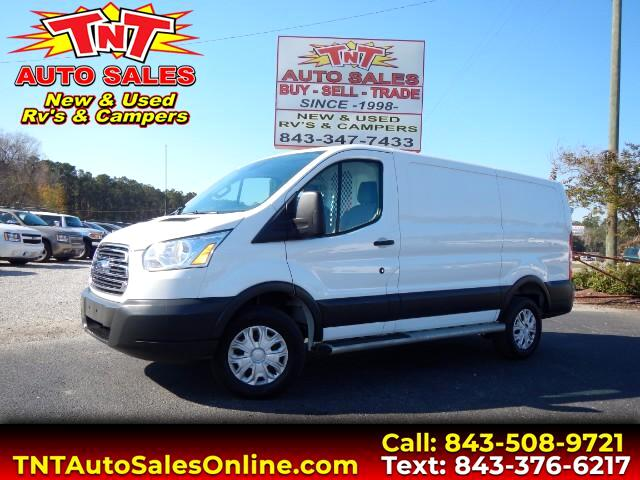 used 2016 ford transit 250 van low roof 60 40 wb for sale in conway sc 29526 conway tnt. Black Bedroom Furniture Sets. Home Design Ideas