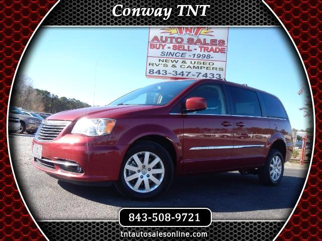 2014 Chrysler Town & Country Touring Handicap