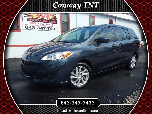 2012 Mazda MAZDA5 Visit Conway TNT online at tntautosalesonlinecom to see more pictures of this ve