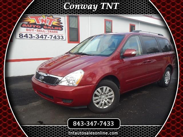 2012 Kia Sedona Visit Conway TNT online at tntautosalesonlinecom to see more pictures of this vehi