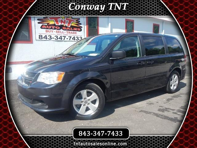 2013 Dodge Grand Caravan Visit Conway TNT online at tntautosalesonlinecom to see more pictures of
