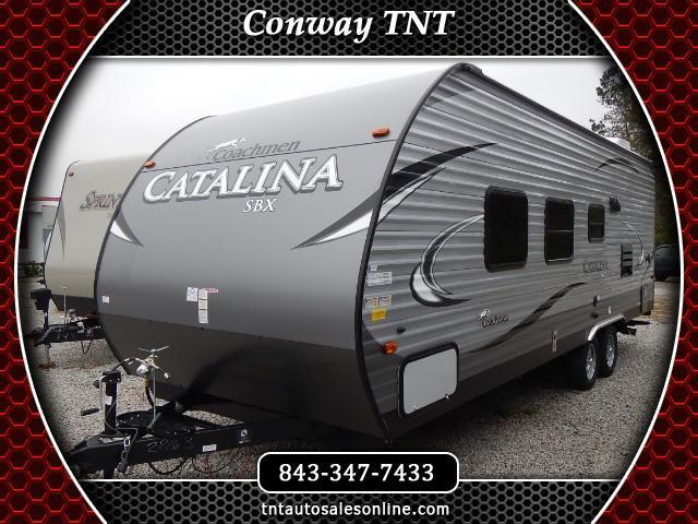 2017 Coachmen Catalina 231RB