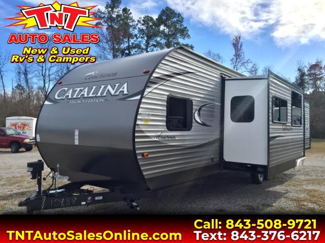 2017 Coachmen Catalina 343TBDS