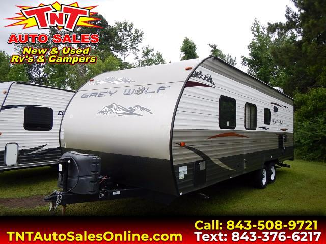2014 Forest River Grey Wolf 26BH