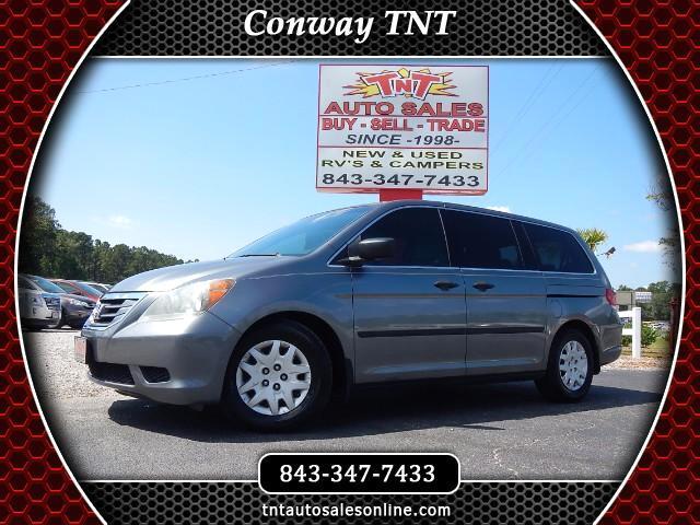 RPMWired.com car search / 2009 Honda Odyssey