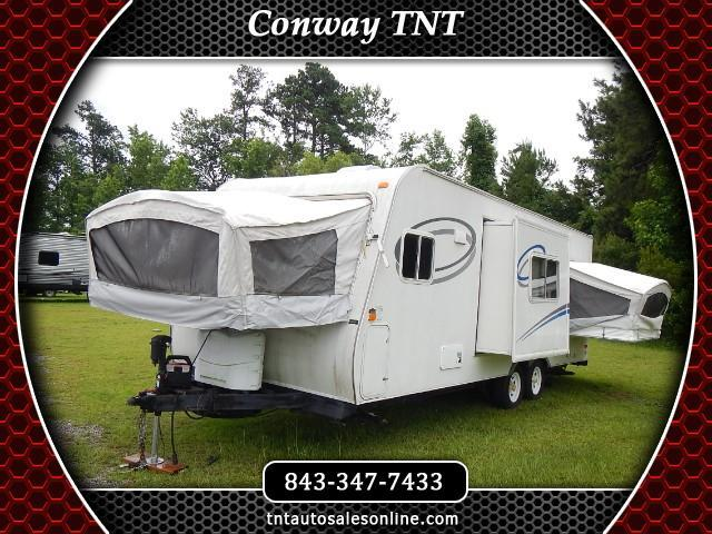 2007 Fleetwood Orbit 240XP
