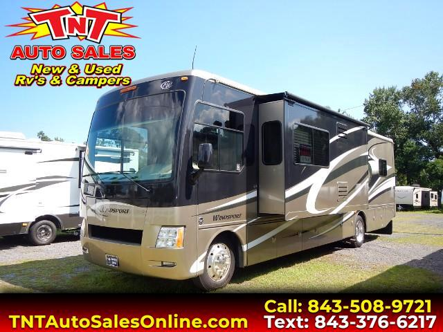 2010 Four Winds Windsport 36F