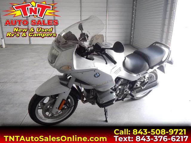 2002 BMW R1150RS