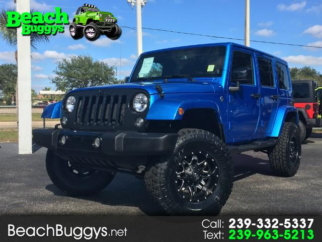 2014 Jeep Wrangler Unlimited Sahara Altitude Edition 4WD