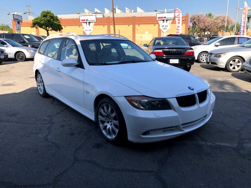 2007 BMW 3 Series 4dr Sports Wgn 328xi AWD