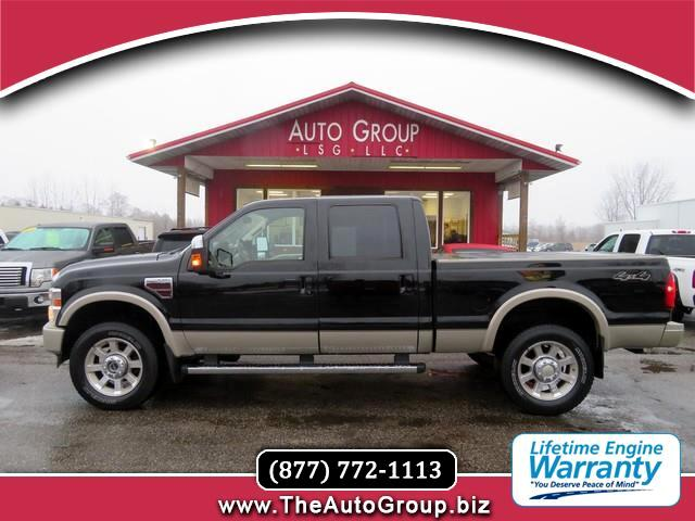 2009 Ford F-350 SD King Ranch Crew Cab 4WD