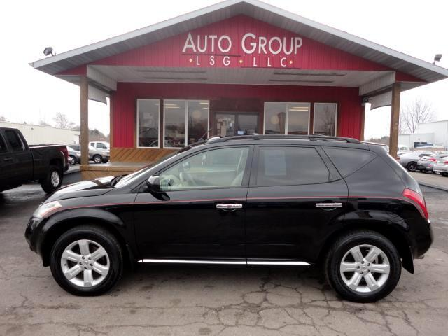 2007 Nissan Murano AWD Bose Audio DualZone Temp You are going to LOVE this Nissan It s a popular