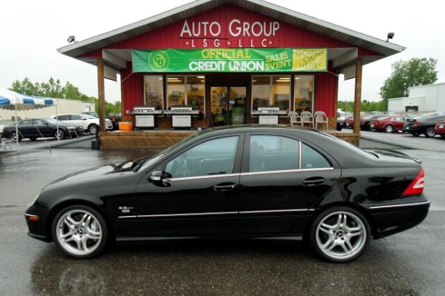 2005 Mercedes C55 AMG Heated Leather Seats AMG Sport Package Check out our 2005 Mercedes-Benz C55