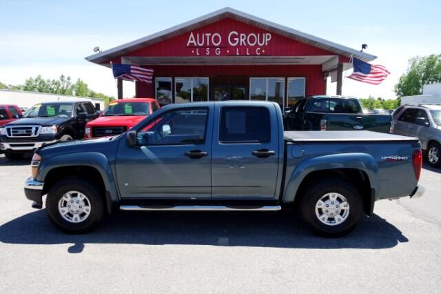2007 GMC Canyon 4WD Tow Package Our 2007 GMC Canyon SLE strikes the right balance between capabili