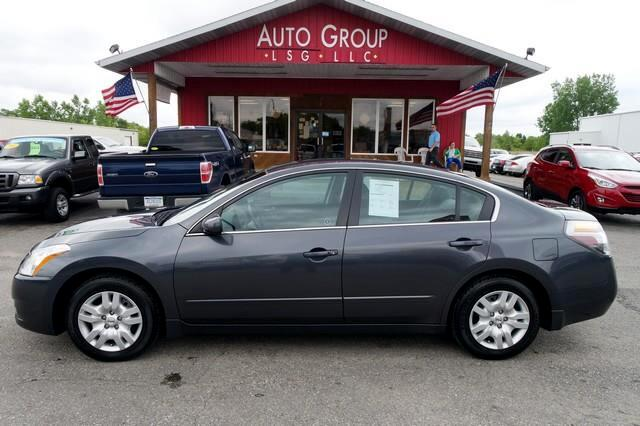 2011 Nissan Altima You owe it to yourself to check out this Altima 25S if you ve been considering