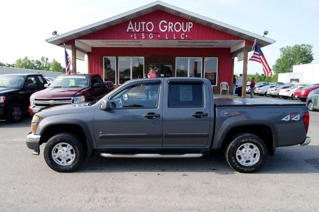 2008 Chevrolet Colorado Visit Auto Group Leasing online at wwwtheautogroupbiz to see more picture