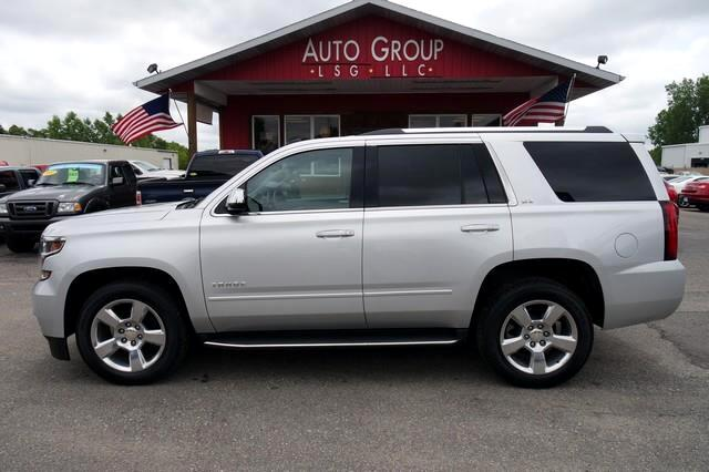 2015 Chevrolet Tahoe Navigation Heated and Cooled Leather Seats Bose Audio Our 2014 Chevrolet Taho