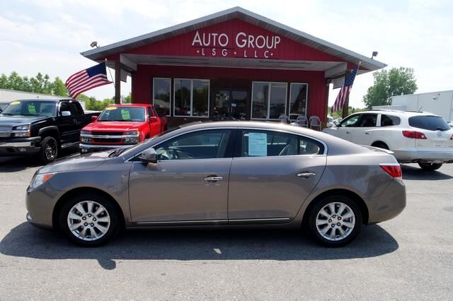 2011 Buick LaCrosse WOW this LaCrosse is beautiful The interior is quite spacious offering lots o