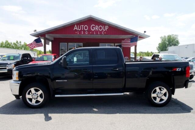 2012 Chevrolet Silverado 2500HD Heated Leather Seats Z71 OnStar If you re looking for a bad boy tr