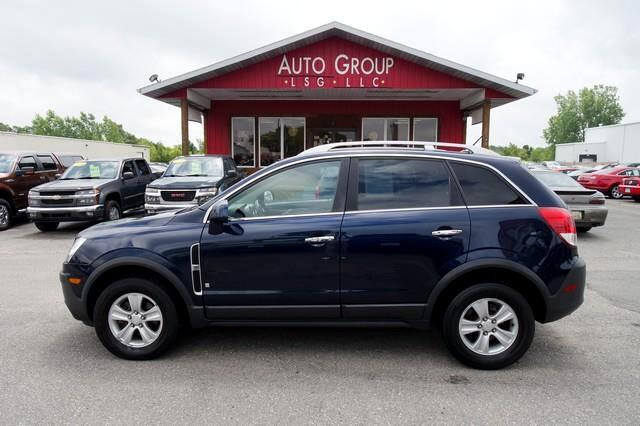 2008 Saturn VUE Meet out Saturn VUE XE - No matter what kind of life you lead they have engineered