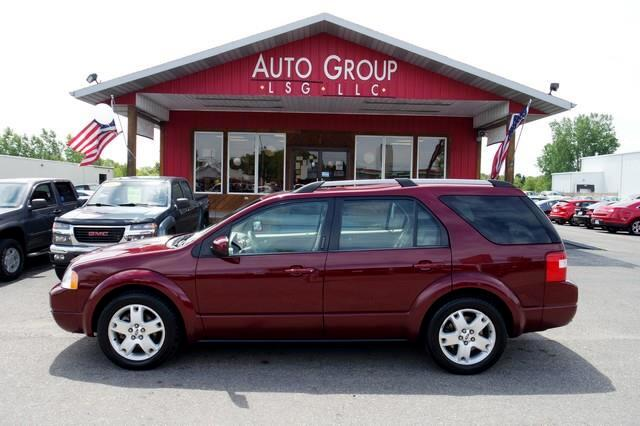 2006 Ford Freestyle Heated Leather Seats Rear Entertainment AWD More than a station wagon but not