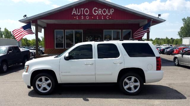 2007 Chevrolet Tahoe Navigation Heated Leather Seats Rear Entertainment Bose Audio This Hot Chevy