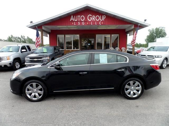 2012 Buick LaCrosse This 2012 Buick LaCrosse Premium 1 represents the top of the food chain This i