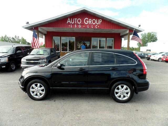 2008 Honda CR-V Our 2008 Honda CR-V comes with a 24-liter 166-horsepower inline-4 engine with 5-sp