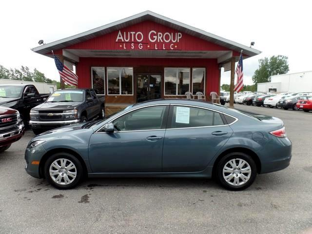 2012 Mazda MAZDA6 They say - ZOOM-ZOOM for a reason - our 2012 Mazda6 i Sport is a family-sized sed