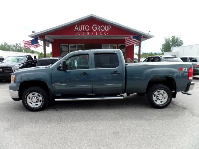 2009 GMC Sierra 2500HD WOW This One Is A BEAUTY If you want a Heavy Duty Pickup you have got to c