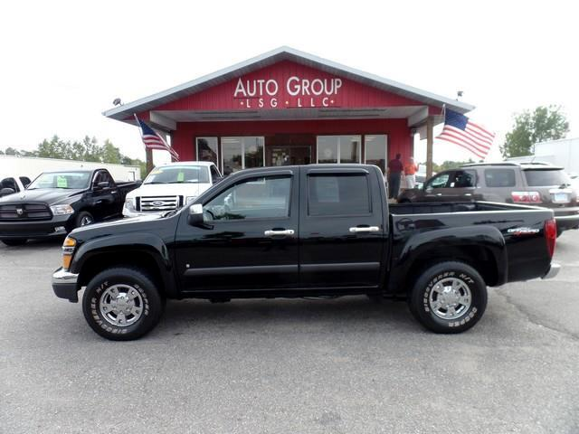 2007 GMC Canyon Our 2007 GMC Canyon SLE strikes the right balance between capability and comfort I