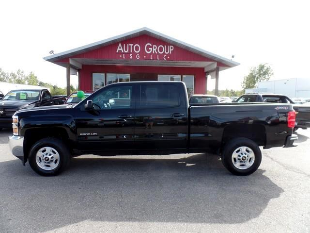 2015 Chevrolet Silverado 2500HD Stepping up to handle your toughest jobs our 2015 Silverado 2500 HD