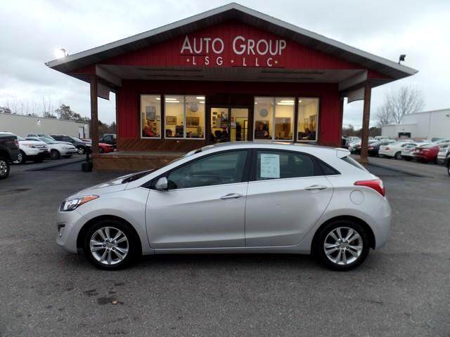 2014 Hyundai Elantra GT Introducing the return of the Elantra GT shown here in Shimmering Silver T