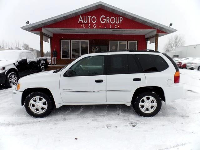 2006 GMC Envoy Our 2006 Envoy delivers a spacious interior and outstanding towing capacity It has